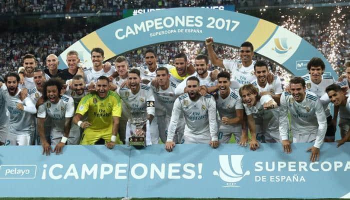 Rejuvenated Real Madrid eye fifth prize of 2017