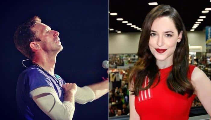 'Coldplay' frontman Chris Martin dating actress Dakota Johnson?