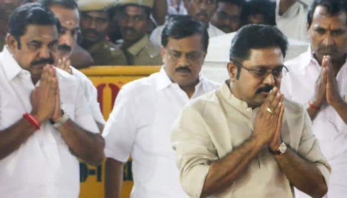 2 leaves symbol: Dhinakaran charged under criminal conspiracy, evidence destruction