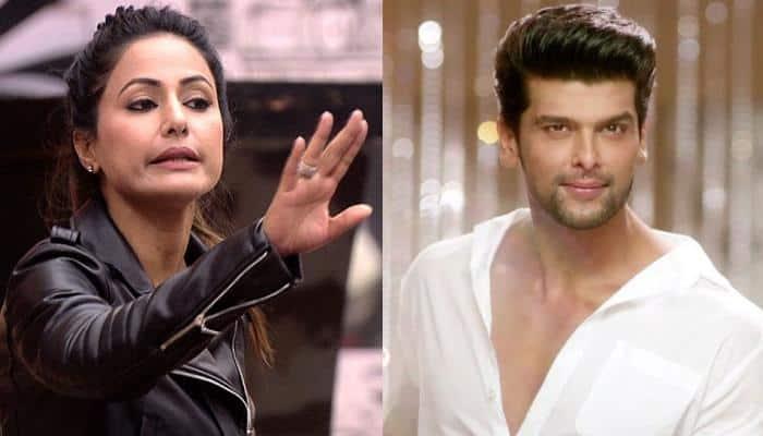 Bigg Boss 11: Know what Kushal Tandon has to say about Hina Khan