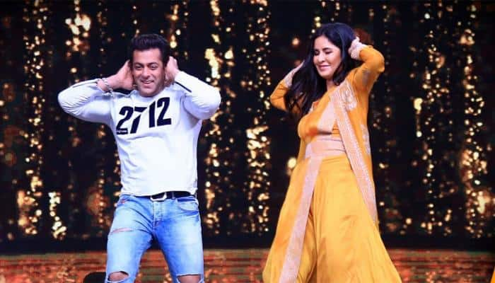 Katrina Kaif copies Salman Khan and we have solid proof - Watch