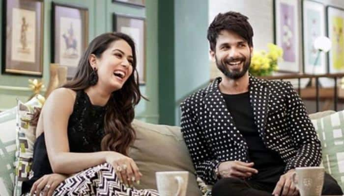 Shahid and Mira Kapoor's latest picture is all about loving your partner!