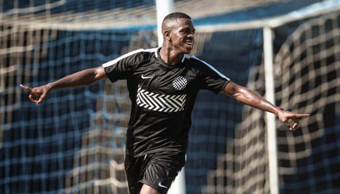 Brazilian Vinicius Jr to join Real Madrid after 2018