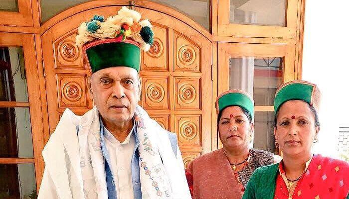 Himachal Pradesh Election Results 2017: Prem Kumar Dhumal trailing in Sujanpur – Live updates
