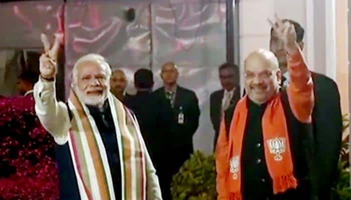 BJP wins Gujarat, Himachal Pradesh elections; Congress sees ray of hope in result