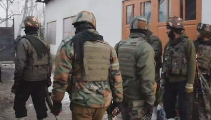 2 terrorists killed in Shopian encounter, operation underway