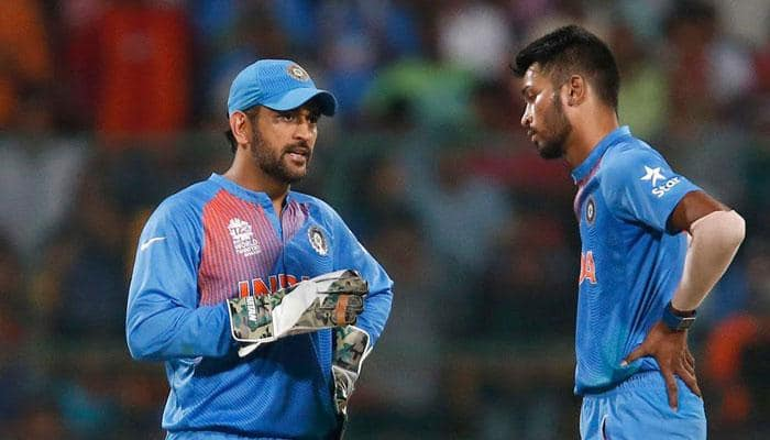 1st T20I: Rohit Sharma, MS Dhoni lead India's young guns against Sri Lanka