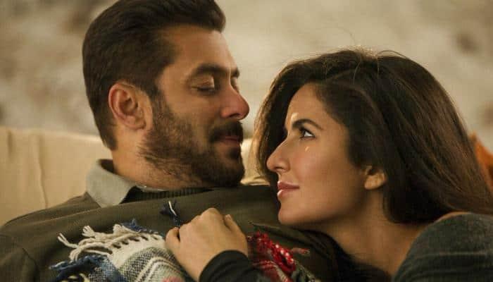 Salman Khan goes gaga over Katrina Kaif - Deets inside