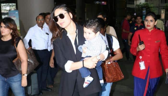 Five times Taimur Ali Khan looked like his mommy Kareena Kapoor Khan—See pics