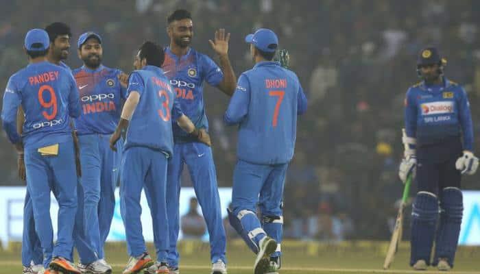India vs Sri Lanka, 1st T20I: Rohit Sharma hails wrist spinners after India's biggest T20I win
