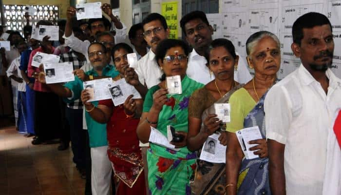 RK Nagar bypoll: Over 73 percent voter turnout recorded