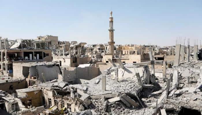 Major powers scramble to agree on Syria peace plan