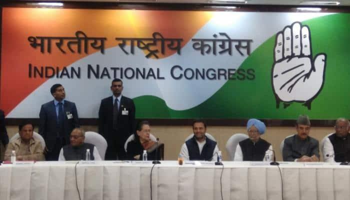 Rahul Gandhi chairs first CWC meeting as Congress president