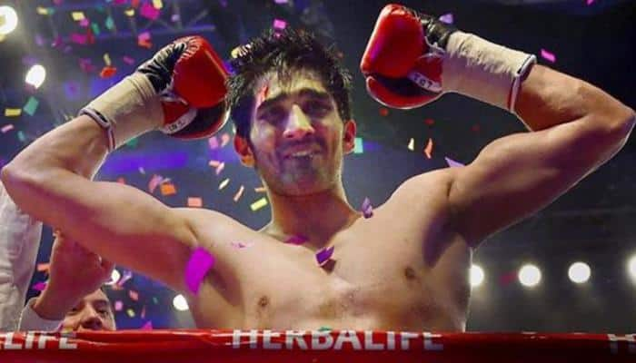Not taking it easy, says Vijender Singh ahead of WBO title defece
