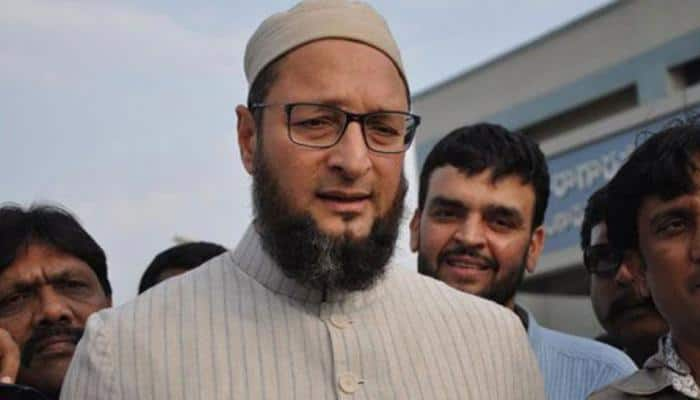BJP, Congress leaders visited temples during Gujarat polls to marginalise Muslims: Owaisi