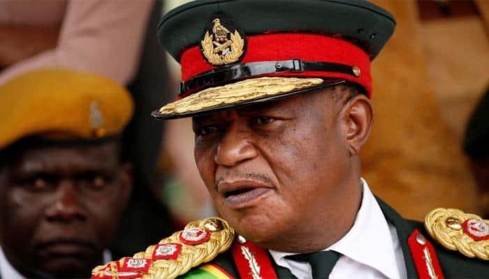 Zimbabwe's Mnangagwa appoints former army boss as party Vice President