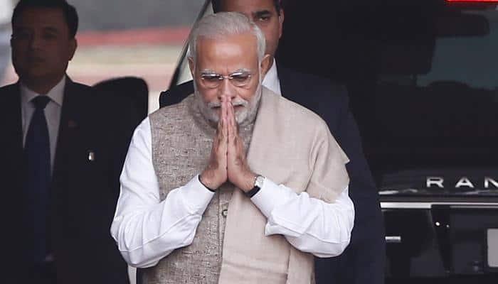 PM Modi hails BJP's win in Uttar Pradesh, Arunachal Pradesh bypolls, expresses gratitude to people
