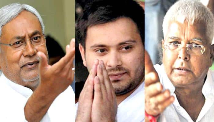 Year 2017: Dramatic political realignments hogged limelight in Bihar