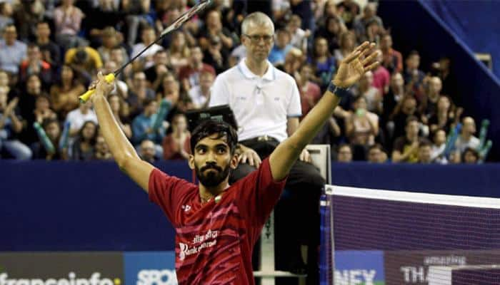 'Fitness key to medals in 2018,' says world no.3 shuttler Kidambi Srikanth