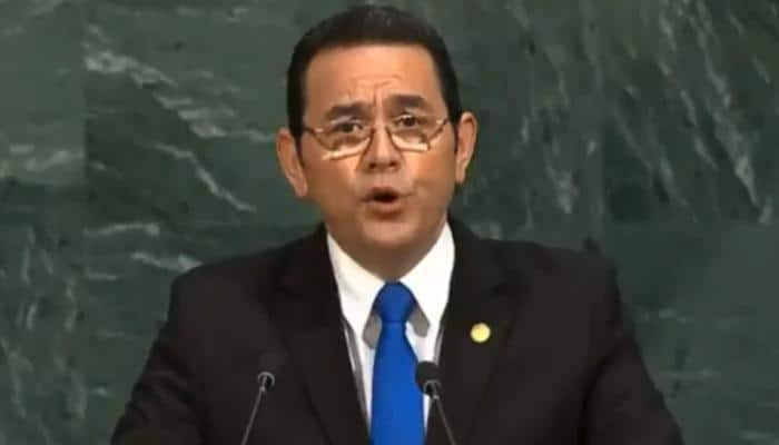 Jerusalem embassy move a 'sovereign' decision: Guatemala