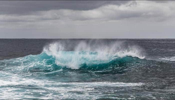 Smoke rings spotted in Tasman sea from space