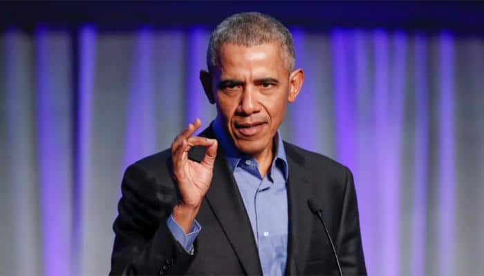 Barack Obama urges 'leaders' not to split society with online biases