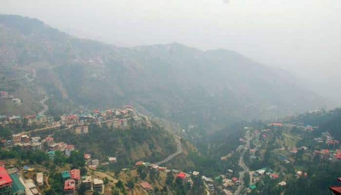 No snow in Himachal hills till New Year's Eve, says Met department