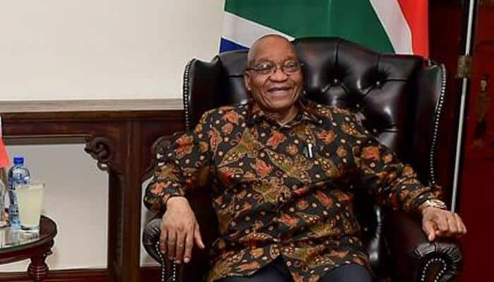 South Africa's top court to rule on Jacob Zuma impeachment motion today