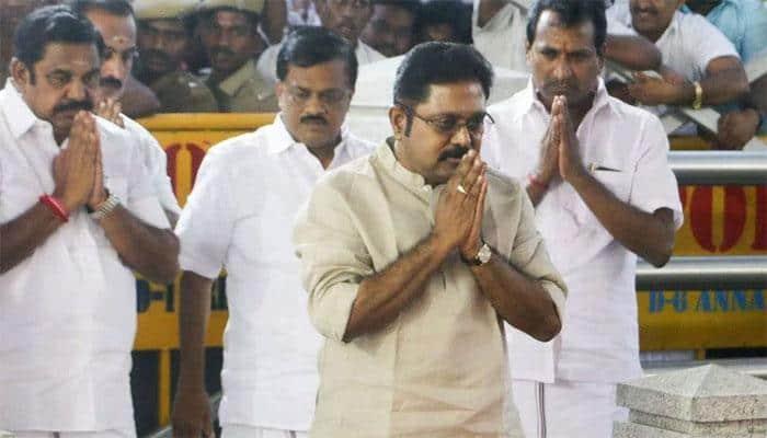 AIADMK govt will last only 2-3 months, claims TTV Dinakaran