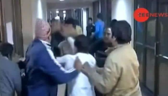 FIR registered against wrestler Sushil Kumar and his supporters