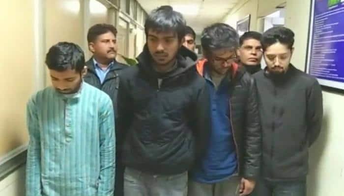 Police arrest DU, JNU, Amity students on charges of drug trafficking