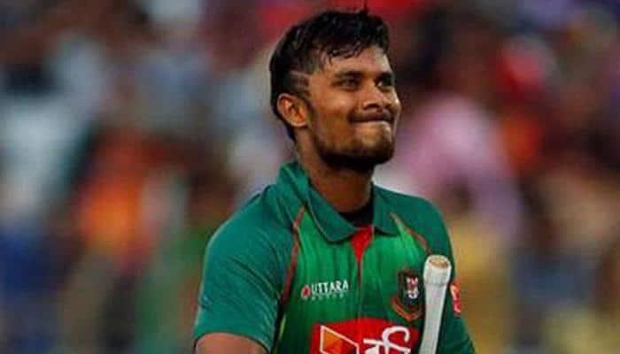 Bangladesh Test cricketer Sabbir Rahman assaults fan during a first-class match