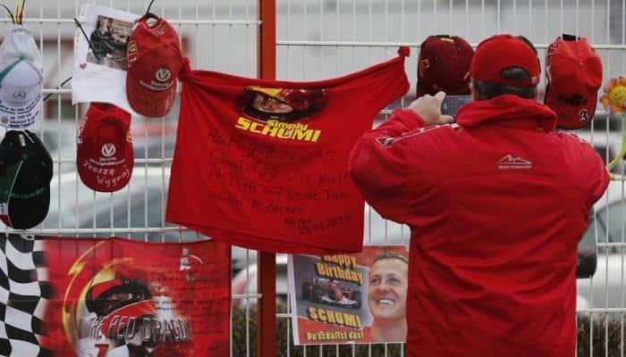 Fernando Alonso, Felipe Massa, Jenson Button pay tribute to Mark Schumacher