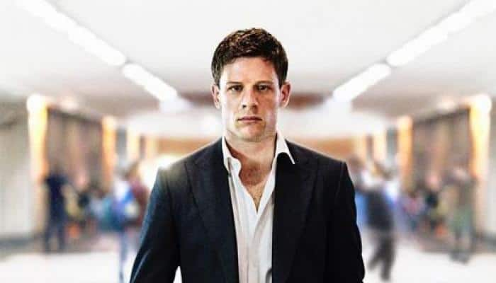 James Norton says he is not in race for Bond role