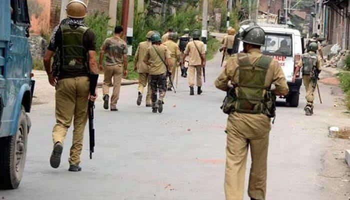 Terrorists fire at police station in Jammu and Kashmir's Pulwama