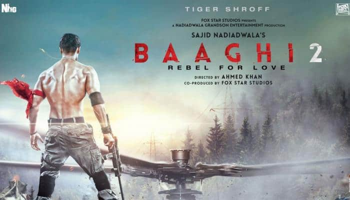 Baaghi 2: Release date of Tiger Shroff and Disha Patani starrer announced