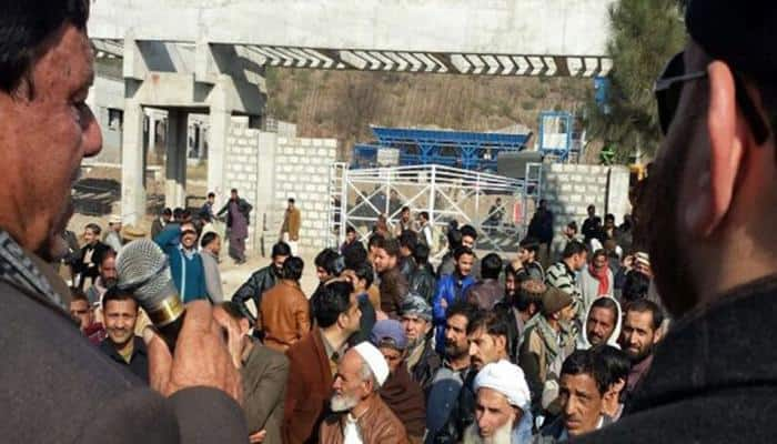 Anti-Pakistan protests in PoK over exploitation of water resources
