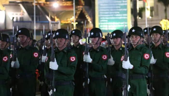 Myanmar Army overruns Kachin rebel camps as fighting escalates