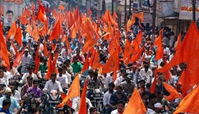 Hundreds of VHP, Bajrang Dal leaders held during protest against activist murder