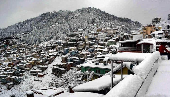Shimla, Manali record season's lowest temperature; Keylong coldest at -11.3 degrees Celcius