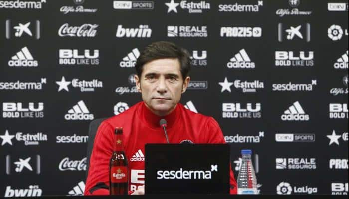 Valencia coach Marcelino García Toral 'born again' after car crash