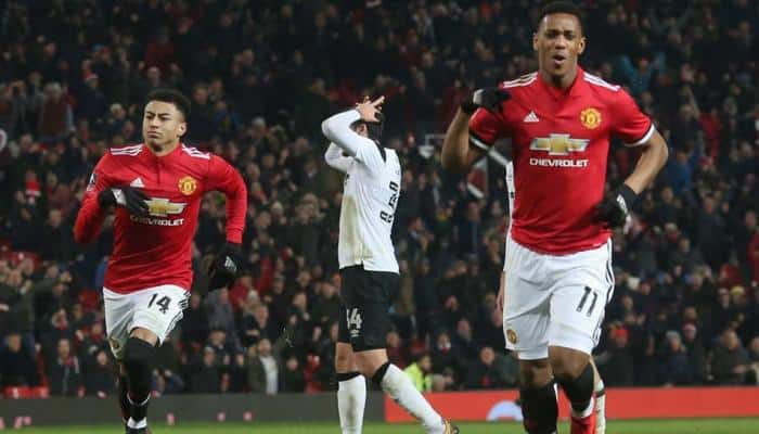 FA Cup: Manchester United and Liverpool advance to fourth round