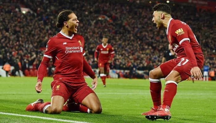 Liverpool manager Jurgen Klopp hails new signing Virgil van Dijk after debut goal