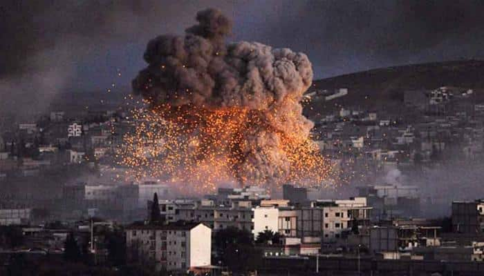 Airstrikes by regime forces kill 13 in Syria