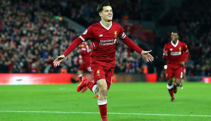 FC Barcelona sign Liverpool midfielder Philippe Coutinho for 160 million euros in 3rd richest deal