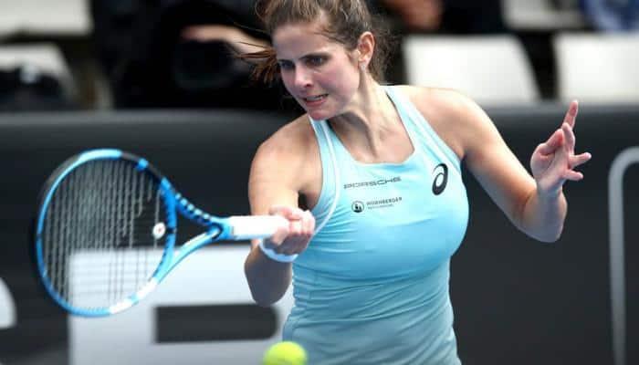 Auckland Classic: Julia Goerges stuns Caroline Wozniacki in final