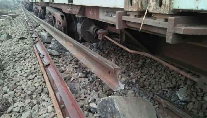 train derailment - Latest News on train derailment | Read Breaking