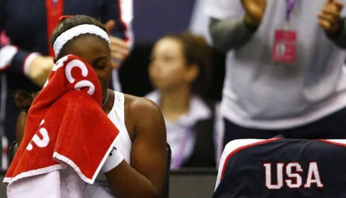 US Open champion Sloane Stephens bundled out in Sydney