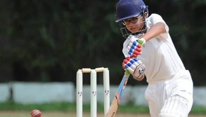 Rahul Dravid and Sunil Joshi's sons hit 150 each in school cricket