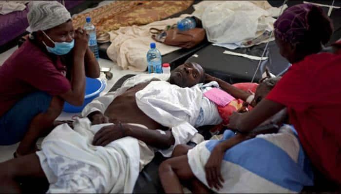 WHO helps Zambia immunize 1 million people against cholera